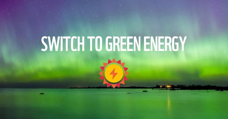 WWF Big Clean Switch to renewable energy