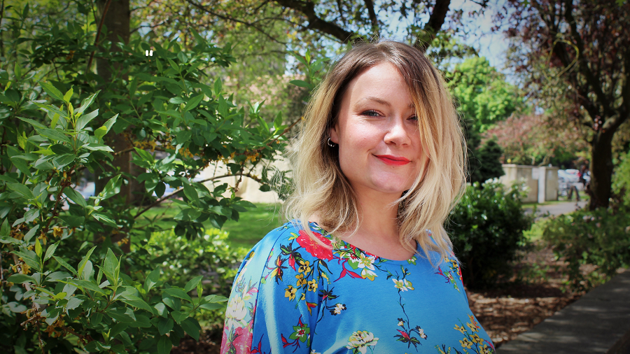 Bristol Energy Mental Health First Aider Charlotte