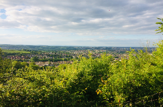 Dundry Hill
