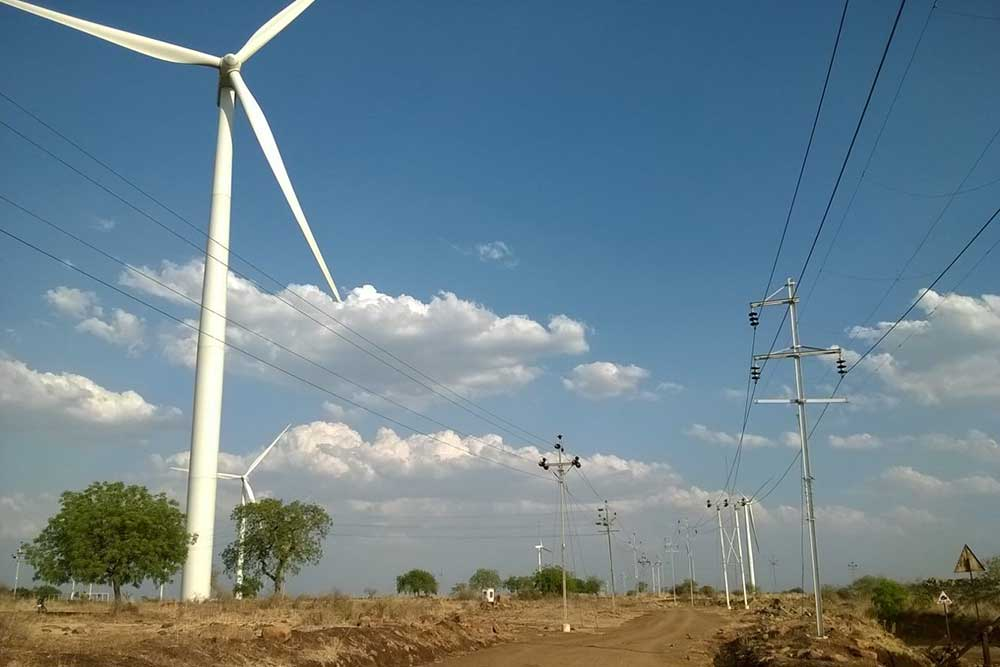 Onshore Wind Project in India
